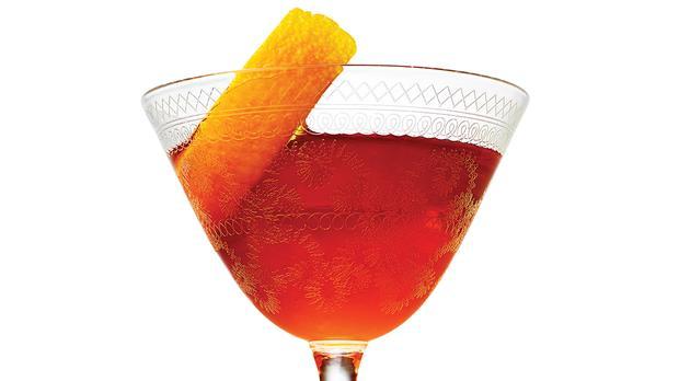 Hecndrick's Gin Cocktail photo