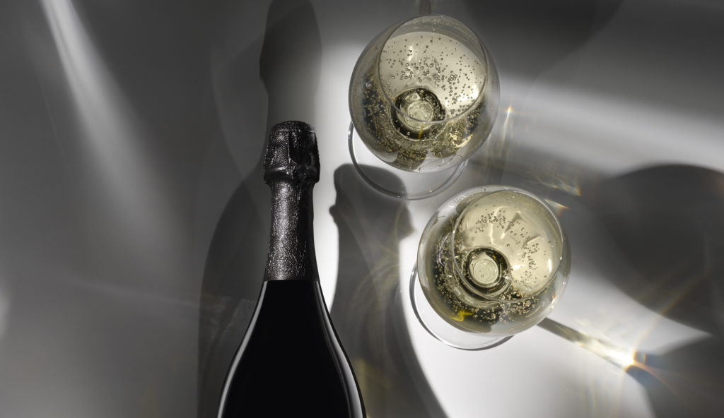 Dom Perignon Now Delivers In Miami. We're Never Leaving The House Again. photo