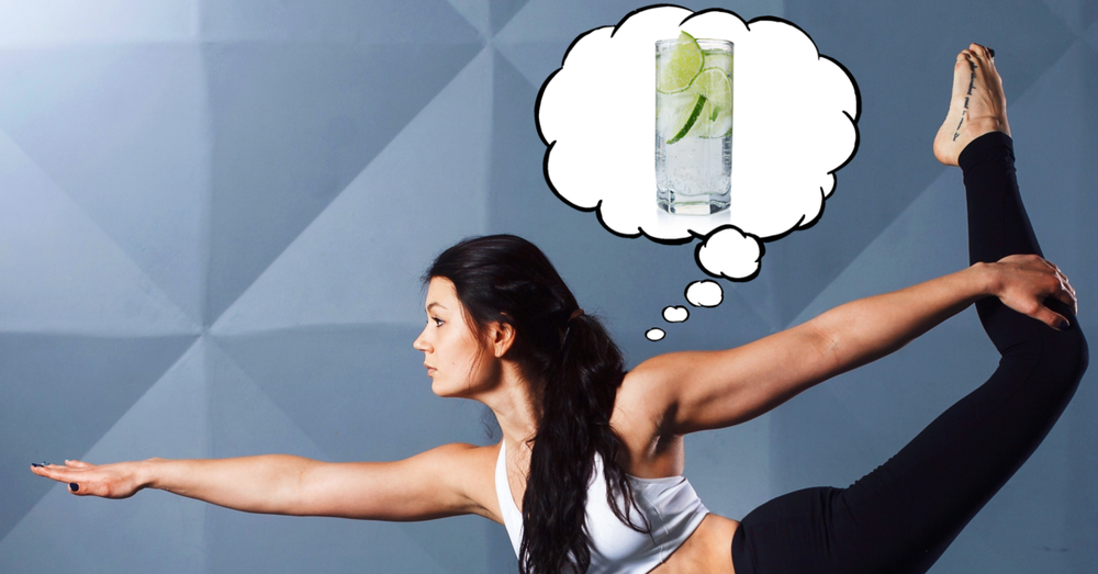 Gin Yoga Is The Workout We've All Been Waiting For photo
