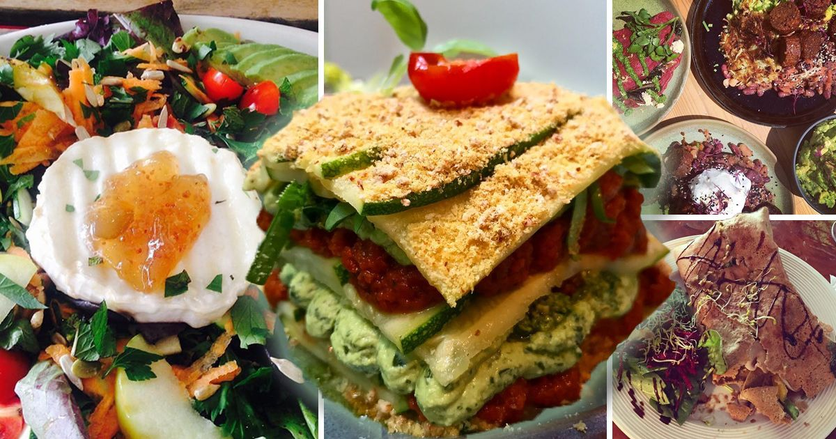 10 Great Places For Vegan Brunch In London photo