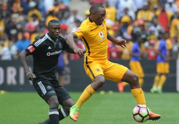 Countdown To Kaizer Chiefs Vs. Orlando Pirates In The Carling Black Label photo