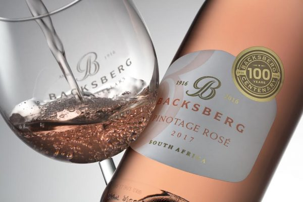 Backsberg Estate Cellars Welcomes Its First Dry Pinotage Rosé Wine photo