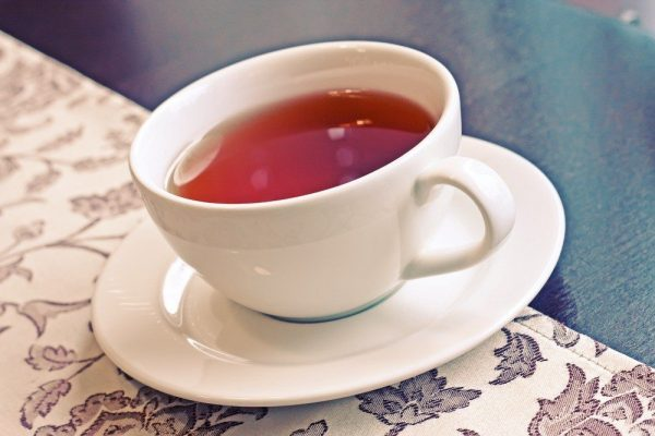 Get your caffeine kick from a cup of Black Tea photo