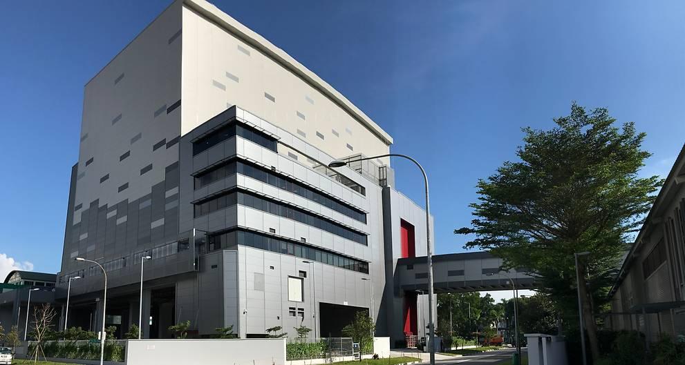 Coca-cola Opens S$79m Storage, Distribution Centre In Tuas photo