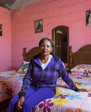 'where Must We Go?' Ask Sisters Facing Eviction From Wine Farm photo