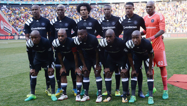 Orlando Pirates' Carling Black Label Cup Player Ratings photo