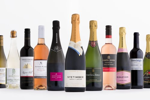 Win A Case Of Wine From The English Wine Collection photo