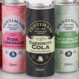 Fentimans Rolls Out Cans And Unveils New Flavour photo