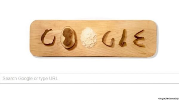google doodle e1499764408283 Google Doodle honour Eva Ekeblad, the woman who made vodka from potatoes