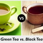 The difference between Green Tea and Black Tea photo