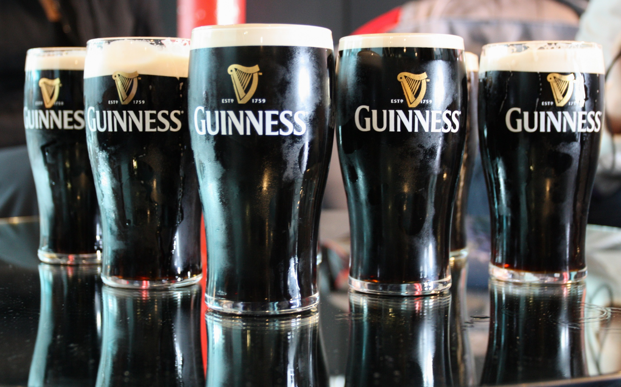 Guinness Is Healthier Than Your Light Beer photo
