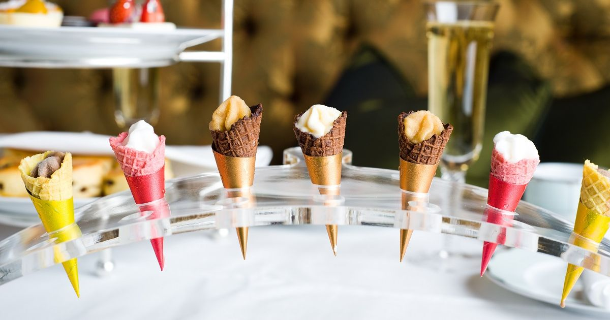 An Ice Cream Afternoon Tea Is Coming This August And It Looks Amazing photo