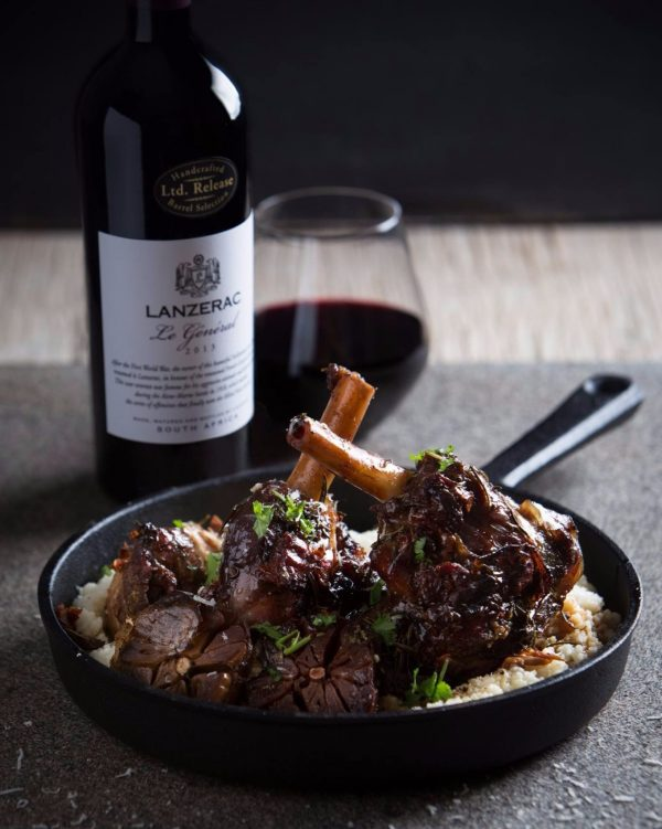 Sticky Lamb Shanks – Perfect for Winter! photo