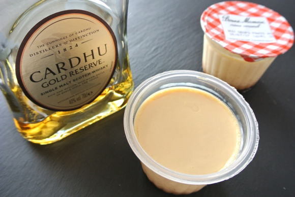 Adding Hard Liquor To Japanese Pudding Makes It An Inner-child Pleasing Treat Just For Adults photo