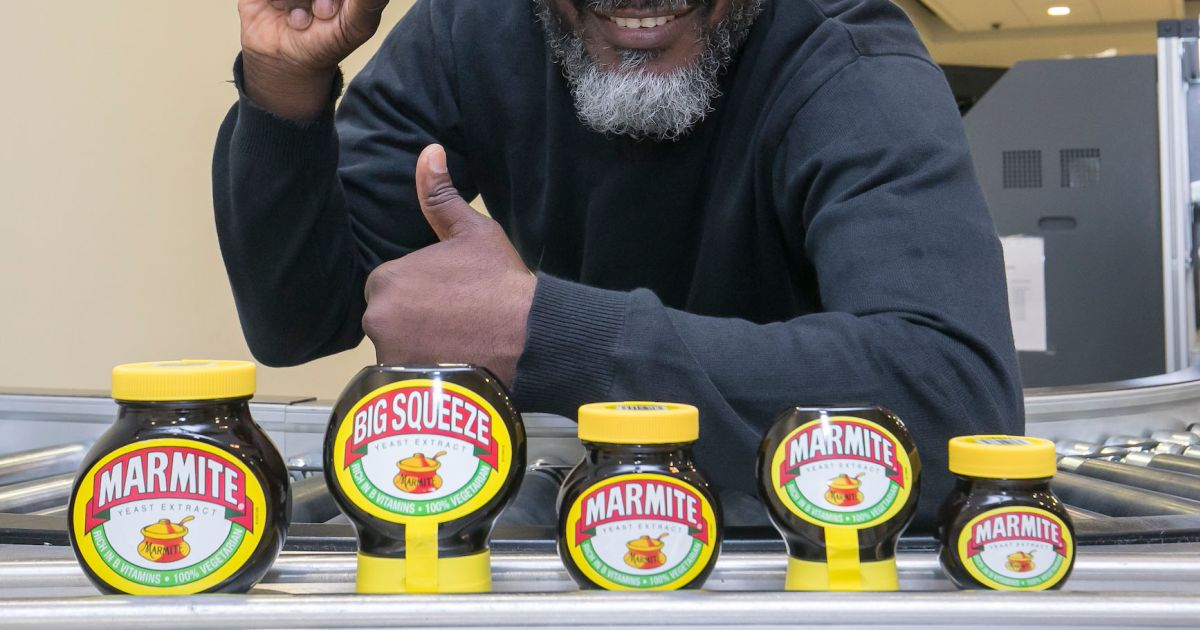 Marmite Is The Most-seized Item At London City Airport photo