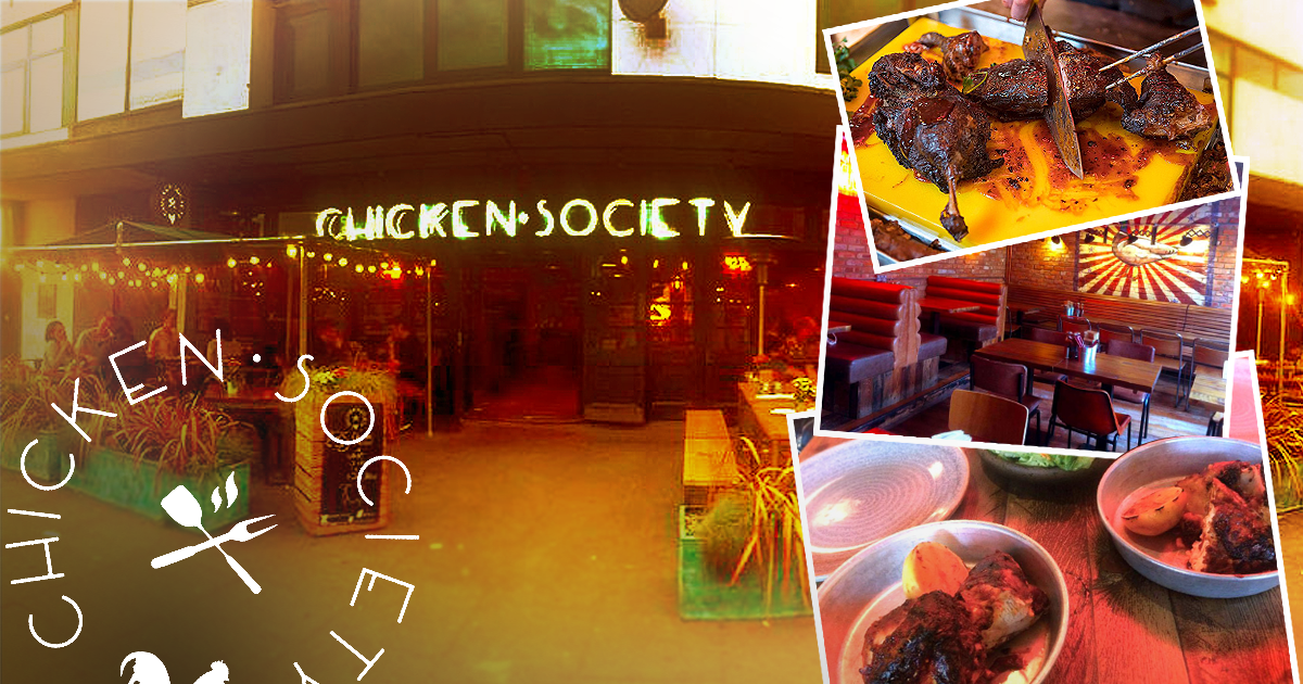 We Tried Chicken Society And We're Giving Its Soul Food A Thumbs Up photo