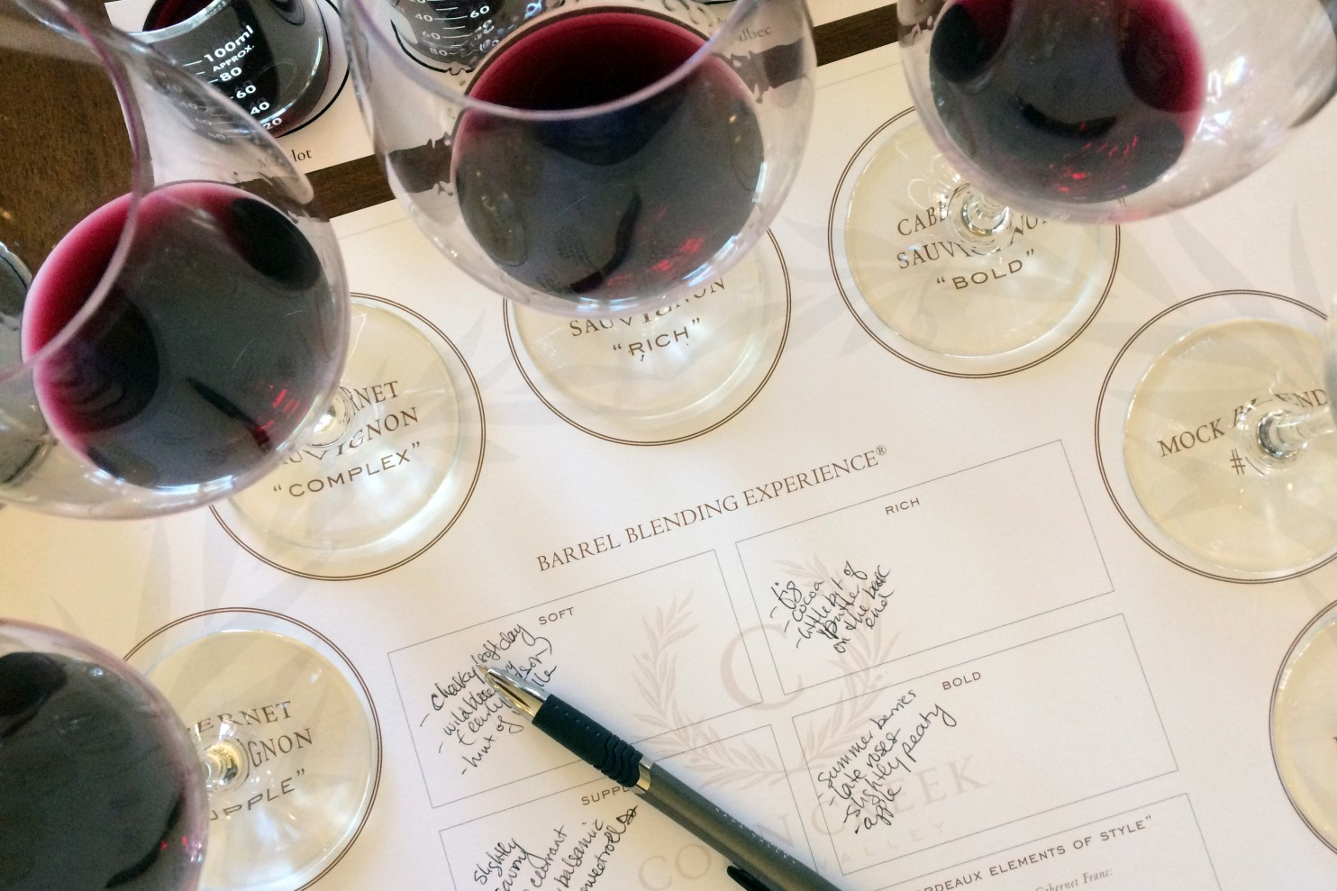 Why Try Your Hand At Blending Wine? To Learn What You Like, And How To Find It. photo