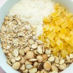 Add some Piña Coladas Granola to your morning yogurt photo