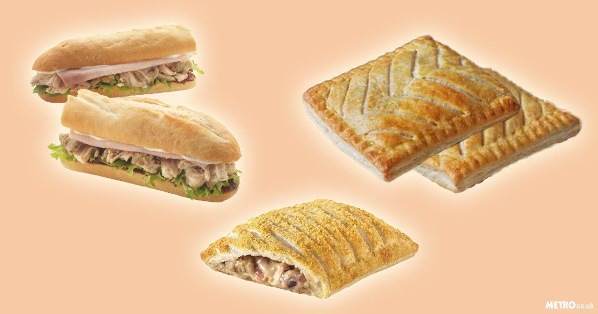 What Your Greggs Lunch Order Says About You photo