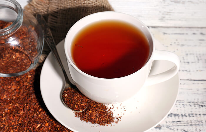 The health benefits of Rooibos tea photo