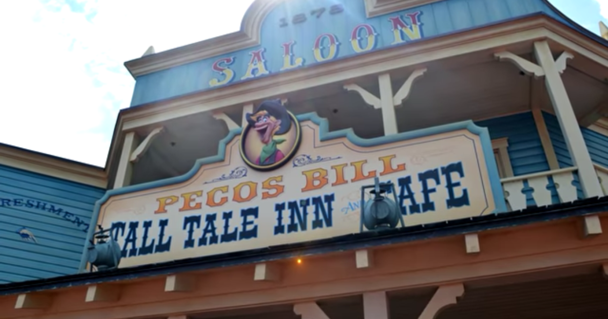There's A Secret Food Challenge At This Disneyland Cafe And It Looks Intense photo