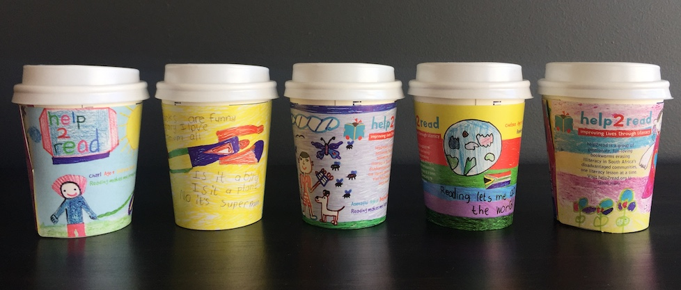 SA literacy organisation teams up with Seattle Coffee Company to bring awareness and change photo