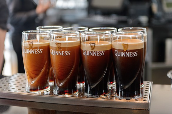 How To Pour The Perfect Pint Of Guinness photo