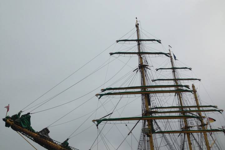 Thousands Flock To Halifax, Dartmouth Waterfronts For Tall Ships Regatta photo