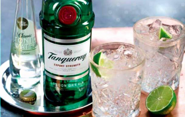 Tanqueray Outperforms Beefeater For First Time In 2016 photo