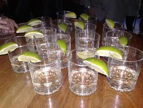 Want To Enjoy Tequila? Leave The Line Of Salt And Lemon At The Bar photo