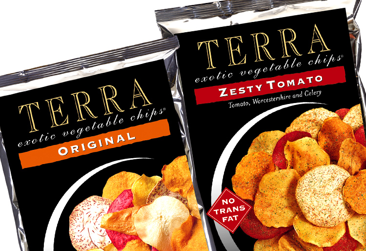 Hain Celestial Group Names Burns Group As Agency Of Record For Terra Chips, Earth?s Best photo