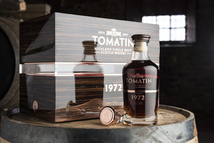 Tomatin Continues Premium Warehouse 6 Collection With 1972 Whisky photo