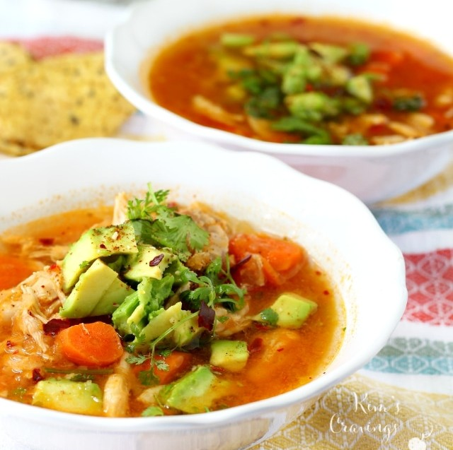 Chicken Tortilla Soup photo