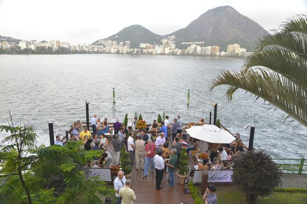 Clube Piraquê é Palco De Várias Atrações Da 5ª Edição Do Rwff photo