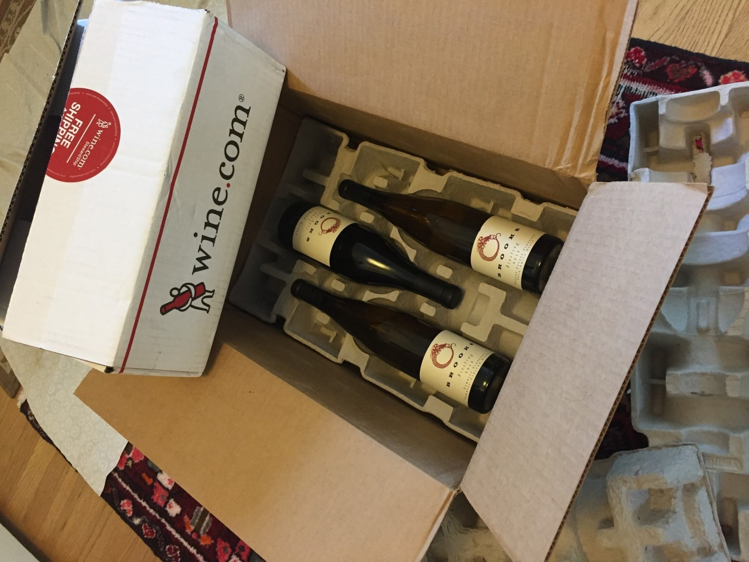 The Win-win Of Shipping More Wines To Your Door photo
