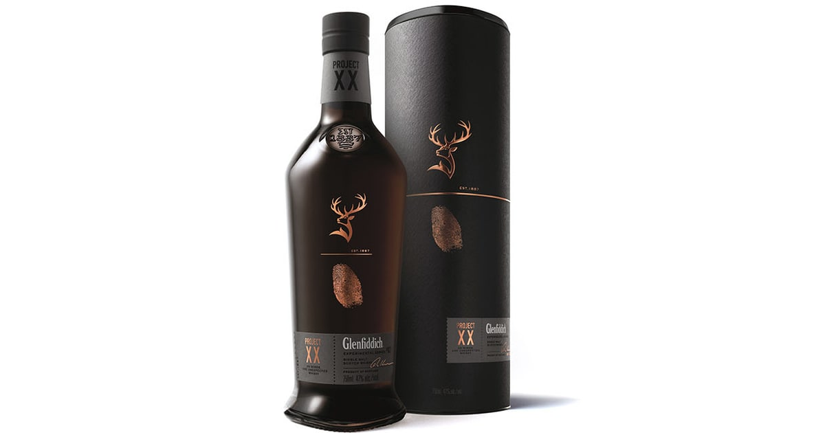 20 Whiskies In One Bottle: Meet Glenfiddich Project Xx photo