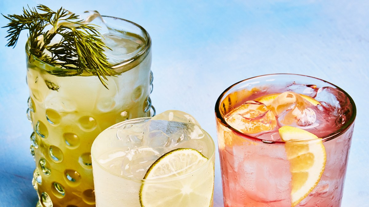 3 Cocktails That Prove Kombucha And Booze Are Made For Each Other photo
