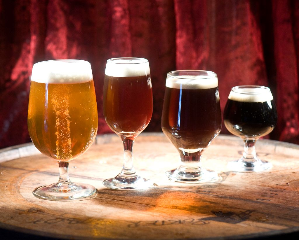The Craft Brewery Is Quickly Becoming A Community Staple Like Your Library, Grocery Store And Coffee Shop photo