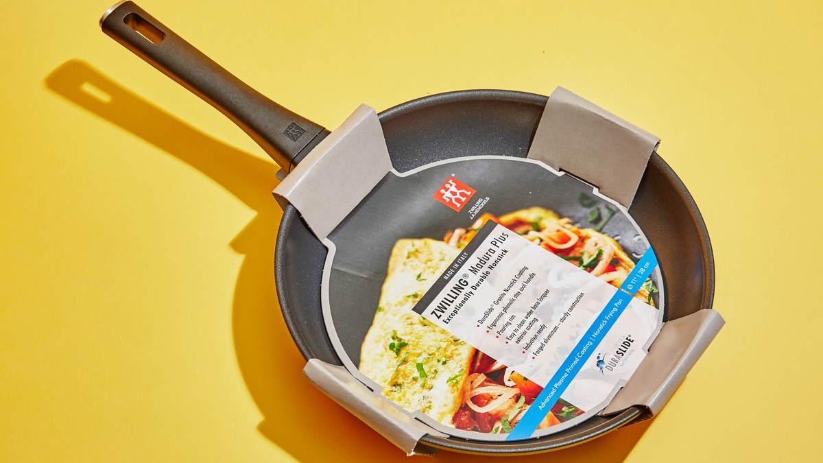 This Is The Best Non-stick Pan We've Ever Used photo