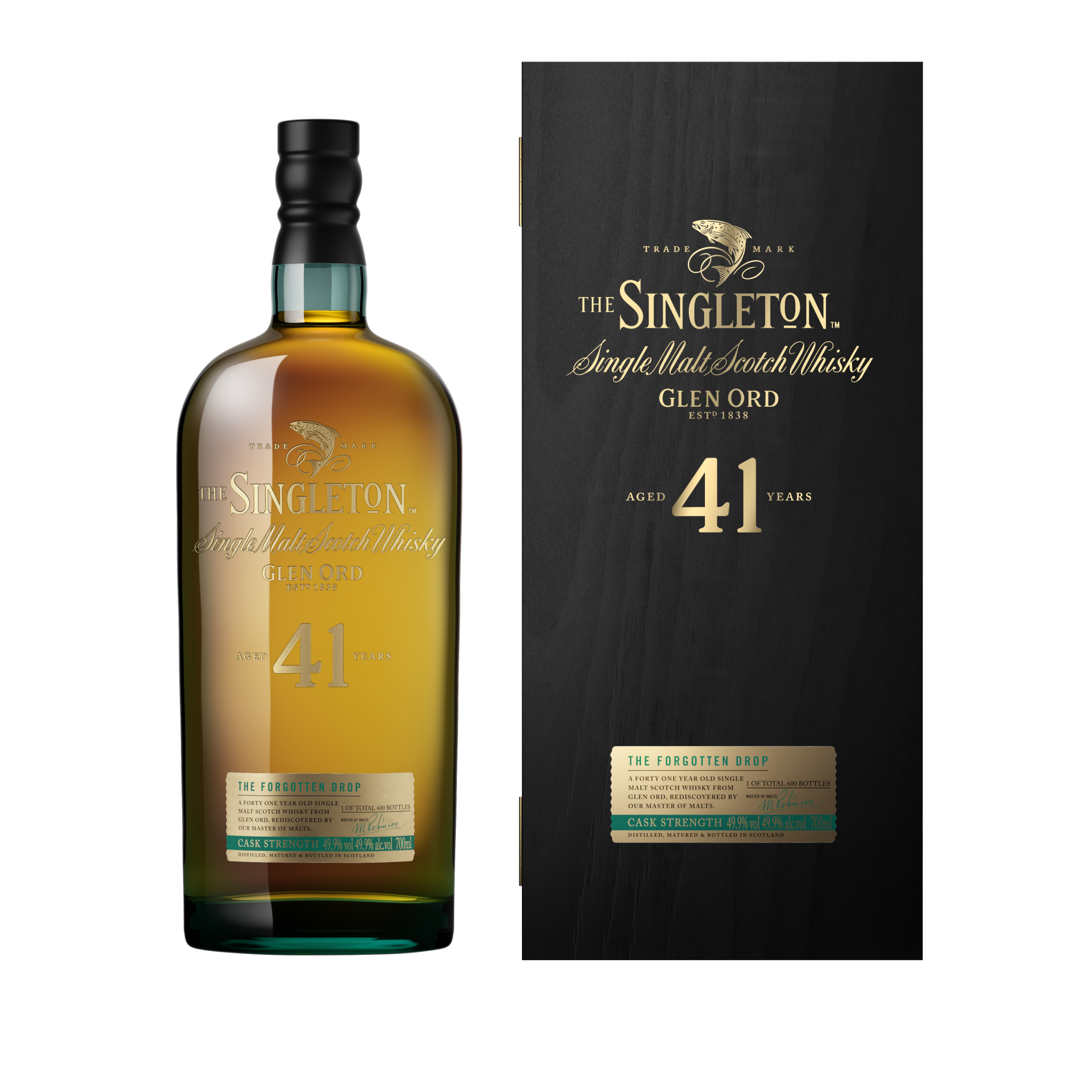 The Singleton Unveils 41-year-old Whisky In Asia photo