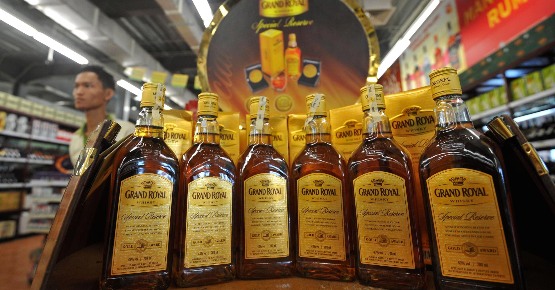 Whisky Could Be Just As Sound An Investment Opportunity As Gold photo
