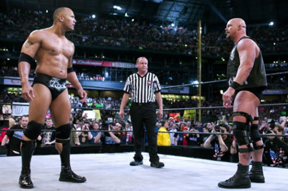Wwe Legend The Rock Reveals Something Nobody Knew About Stone Cold photo