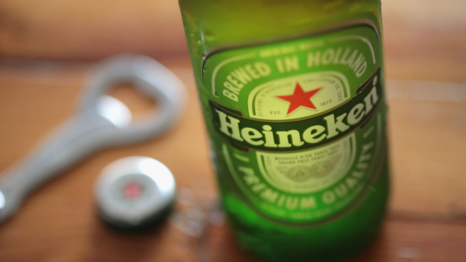 Heineken Cleared To Buy Punch Pub Chain photo