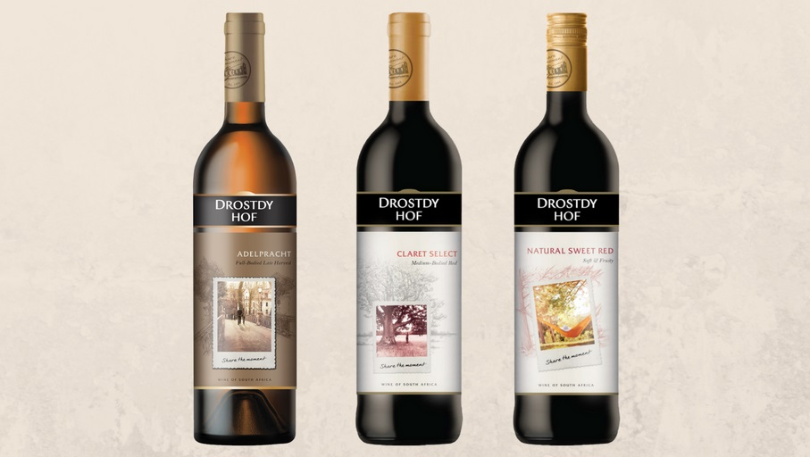 Drostdy Hof Unveils A New Look For Its Range Of Wines photo
