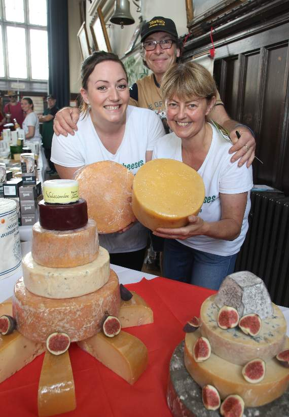 Tavistock Real Cheese Fair Is Really 'grate'! photo
