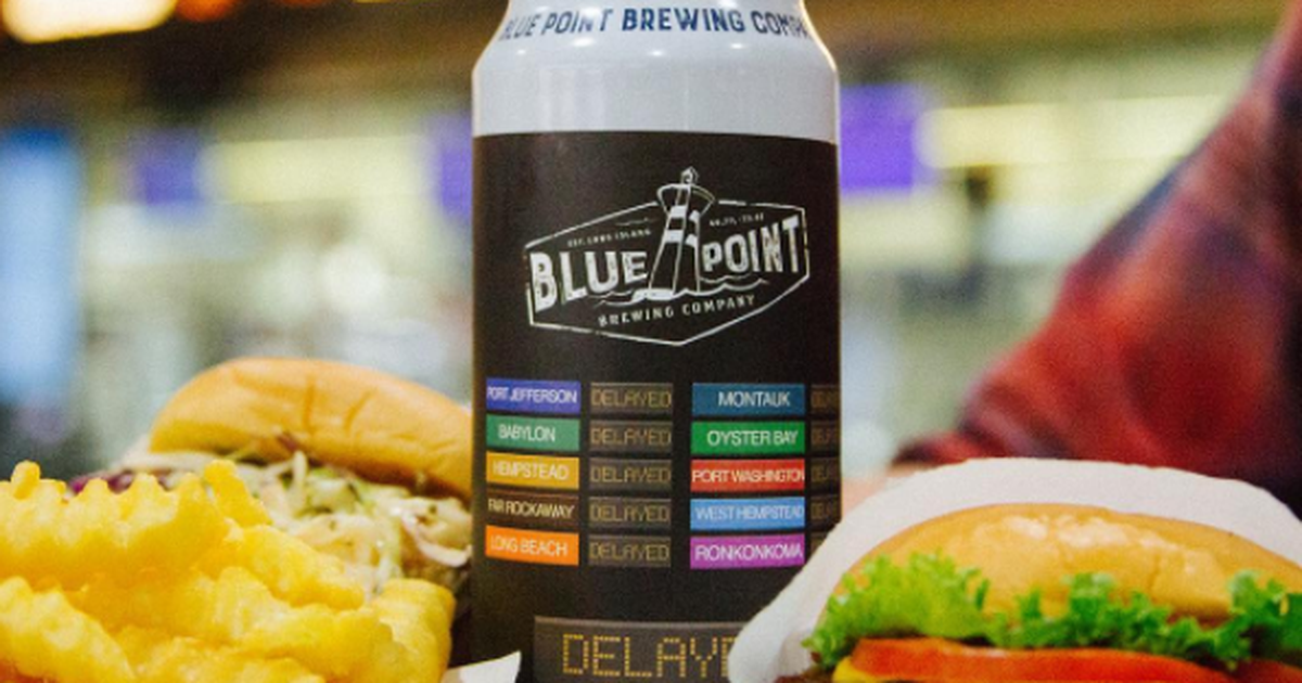 This New York City Commuter Themed-beer Will Get You Drunk While You Wait For Your Delayed Train photo