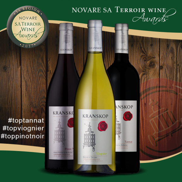 Terroir Triumphs: Recognition for Robertson Wine Valley Cellars photo