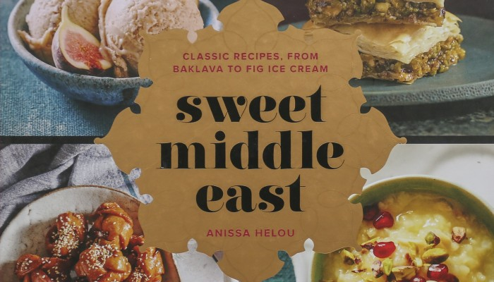 Cookbook Explores The Middle East's Obsession With Sweets photo