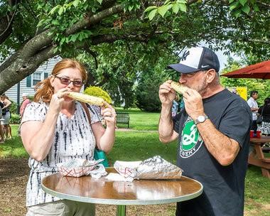 Corn And Tomatoes Highlight Flemington Festival (photos) photo