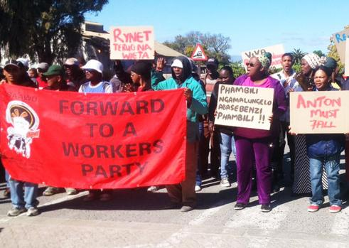 Winery Workers' Struggle Continues photo